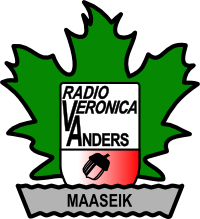 Logo of Radio Veronica Anders Maaseik